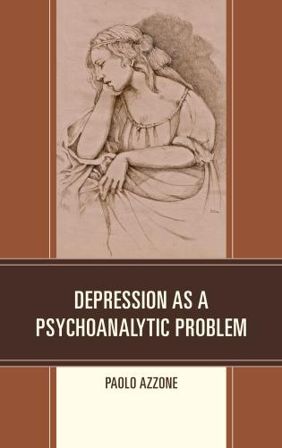 Cover image for the book Depression as a Psychoanalytic Problem