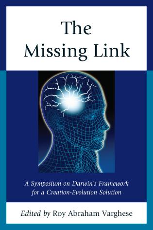 Cover image for the book The Missing Link: A Symposium on Darwin's Creation-Evolution Solution