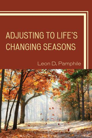 Cover image for the book Adjusting to Life's Changing Seasons