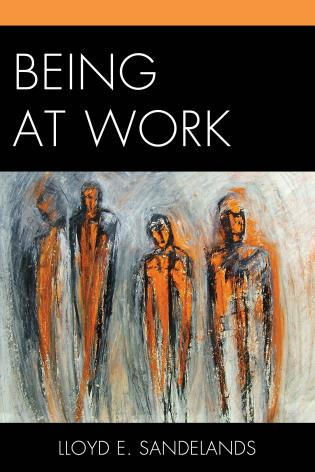 Cover image for the book Being at Work