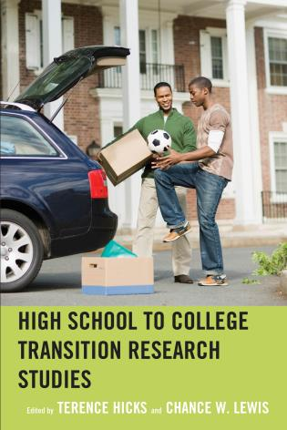 Cover image for the book High School to College Transition Research Studies