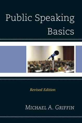 Cover image for the book Public Speaking Basics, Revised