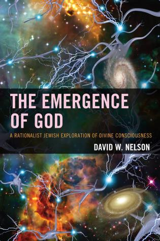 Cover image for the book The Emergence of God: A Rationalist Jewish Exploration of Divine Consciousness