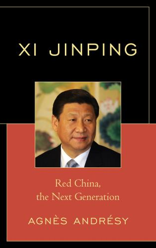 Cover image for the book Xi Jinping: Red China, The Next Generation