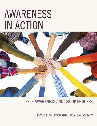 Cover image for the book Awareness in Action: Self-Awareness and Group Process