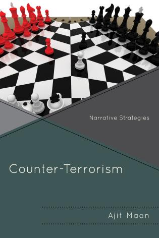 Cover image for the book Counter-Terrorism: Narrative Strategies