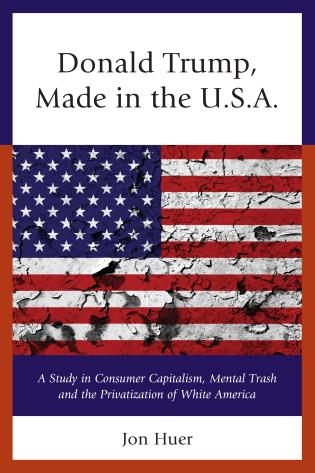 Cover image for the book Donald Trump: Made in the USA