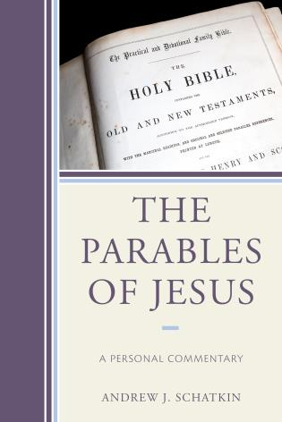 Cover image for the book The Parables of Jesus: A Personal Commentary