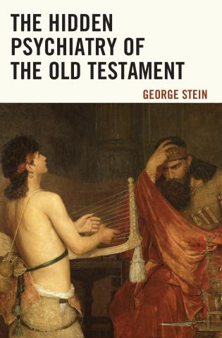 Cover image for the book The Hidden Psychiatry of the Old Testament