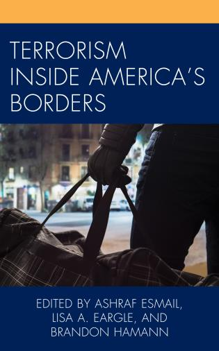 Cover image for the book Terrorism Inside America's Borders