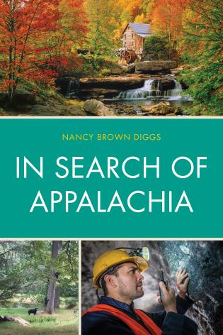 Cover image for the book In Search of Appalachia