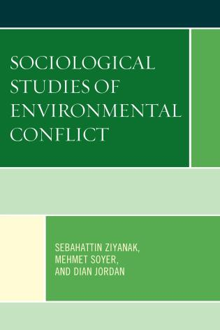 Cover image for the book Sociological Studies of Environmental Conflict