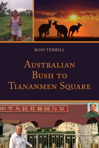 Cover image for the book Australian Bush to Tiananmen Square