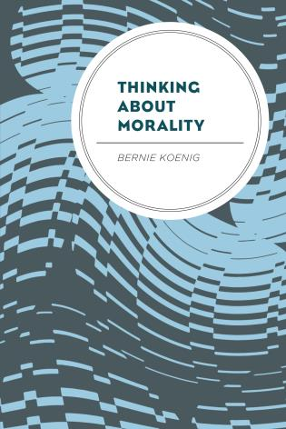 Cover image for the book Thinking About Morality