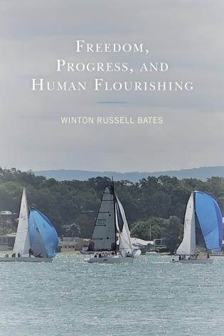 Cover image for the book Freedom, Progress, and Human Flourishing