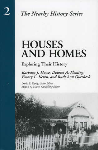Cover image for the book Houses and Homes: Exploring Their History