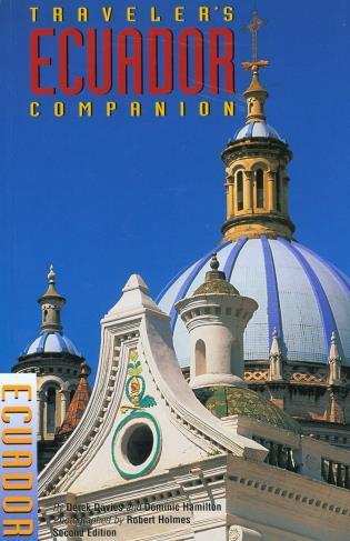 Cover image for the book Traveler's Companion® Ecuador, Second Edition