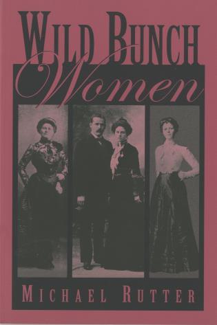 Cover image for the book Wild Bunch Women, First Edition