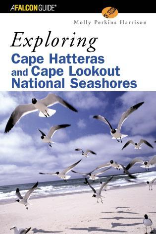 Cover image for the book Exploring Cape Hatteras and Cape Lookout National Seashores, First Edition