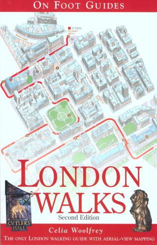 Cover image for the book London Walks, Second Edition