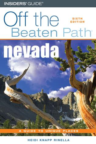 Cover image for the book Nevada Off the Beaten Path®, Sixth Edition