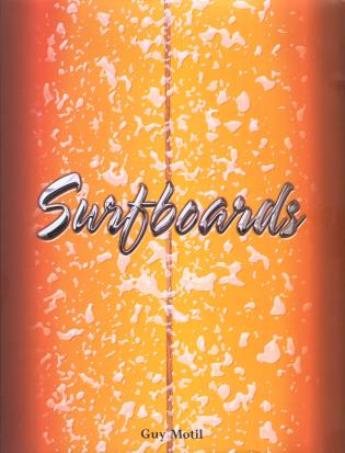 Cover image for the book Surfboards, First Edition