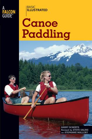 Cover image for the book Basic Illustrated Canoe Paddling, First Edition
