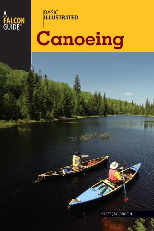 Cover image for the book Basic Illustrated Canoeing, First Edition