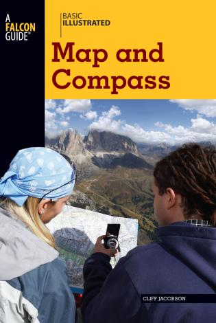Cover image for the book Basic Illustrated Map and Compass, First Edition