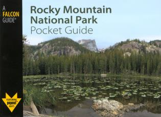 Cover image for the book Rocky Mountain National Park Pocket Guide, First Edition