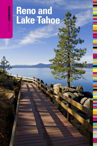 Cover image for the book Insiders' Guide® to Reno and Lake Tahoe, Sixth Edition