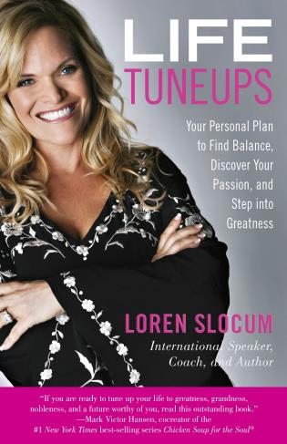 Cover image for the book Life Tuneups: Your Personal Plan To Find Balance, Discover Your Passion, And Step Into Greatness, First Edition