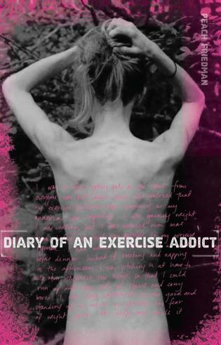 Cover image for the book Diary of an Exercise Addict, First Edition