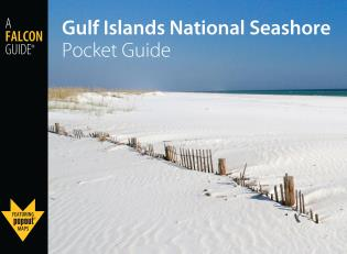 Cover image for the book Gulf Islands National Seashore Pocket Guide, First Edition