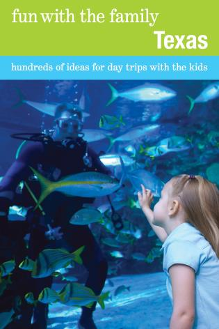 Cover image for the book Fun with the Family Texas: Hundreds Of Ideas For Day Trips With The Kids, Seventh Edition