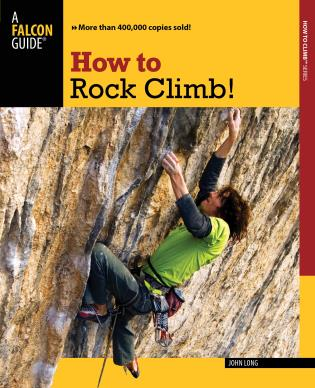 Cover image for the book How to Rock Climb!, Fifth Edition