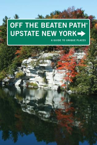 Cover image for the book Upstate New York Off the Beaten Path®: A Guide To Unique Places