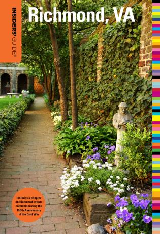Cover image for the book Insiders' Guide® to Richmond, VA, First Edition