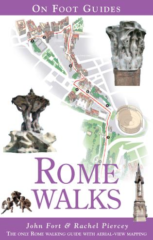 Cover image for the book Rome Walks, First Edition