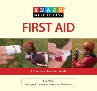 Cover image for the book Knack First Aid: A Complete Illustrated Guide