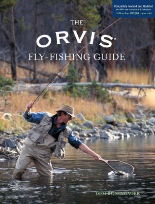 Cover image for the book Orvis Fly-Fishing Guide, Completely Revised and Updated with Over 400 New Color Photos and Illustrations