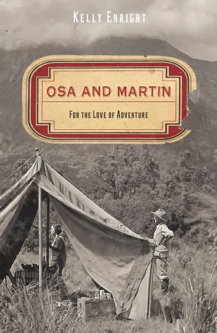 Cover image for the book Osa and Martin: For The Love Of Adventure