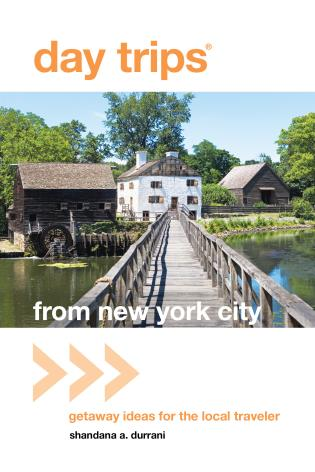 Cover image for the book Day Trips® from New York City: Getaway Ideas For The Local Traveler, First Edition
