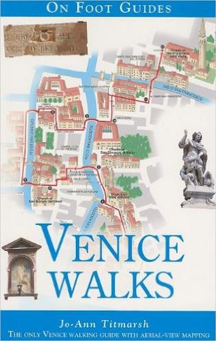 Cover image for the book Venice Walks, First Edition