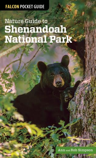 Cover image for the book Nature Guide to Shenandoah National Park
