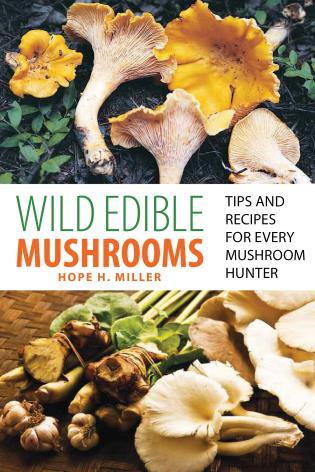 Cover image for the book Wild Edible Mushrooms: Tips And Recipes For Every Mushroom Hunter
