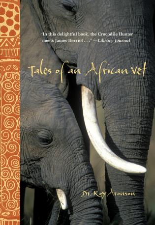 Cover image for the book Tales of an African Vet