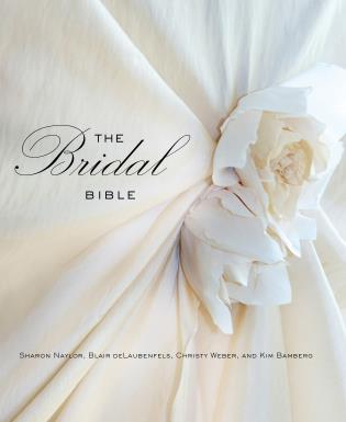 Cover image for the book Bridal Bible: Inspiration For Planning Your Perfect Wedding, First Edition