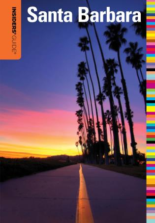 Cover image for the book Insiders' Guide® to Santa Barbara, Fifth Edition