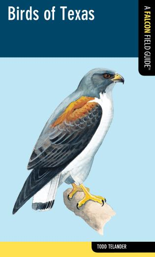 Cover image for the book Birds of Texas